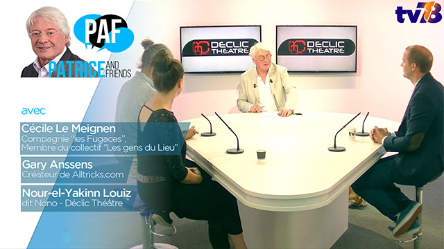 PAF – Patrice and Friends – Emission du 29 juin 2018
