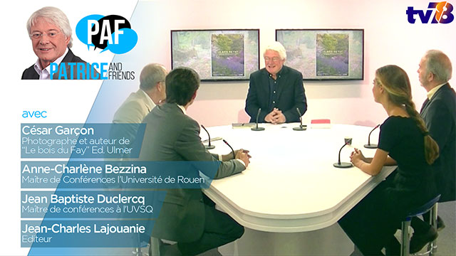 PAF – Patrice and Friends – Emission du 5 octobre 2018