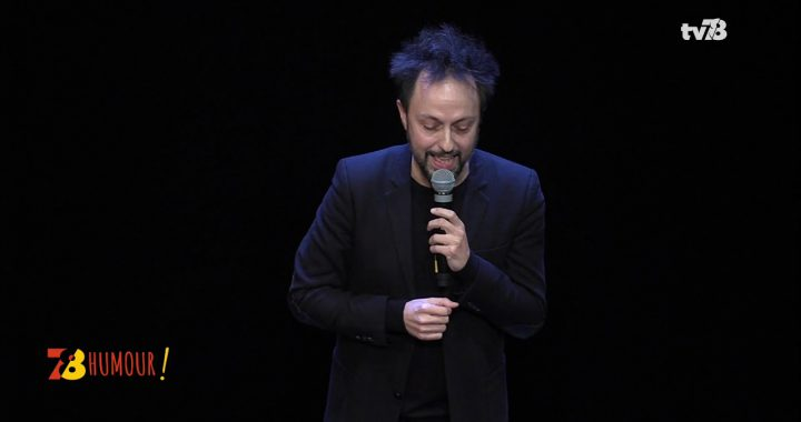 7/8 Humour. Plateau Stand-Up de David Azencot