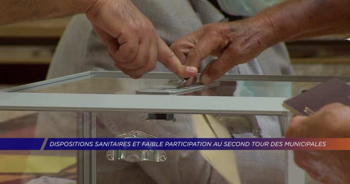 Dispositions sanitaires et faible participation au second tour des municipales