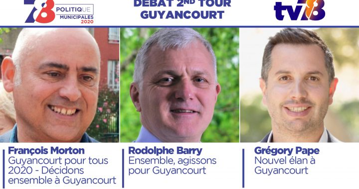 Municipales 2020. Débat du second tour à Guyancourt