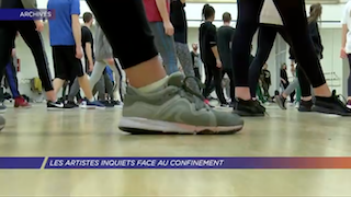 Yvelines | Les artistes inquiets face au confinement